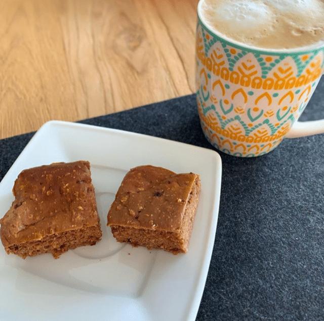 Rezept: Schoko-Brownies aus Ostereiern